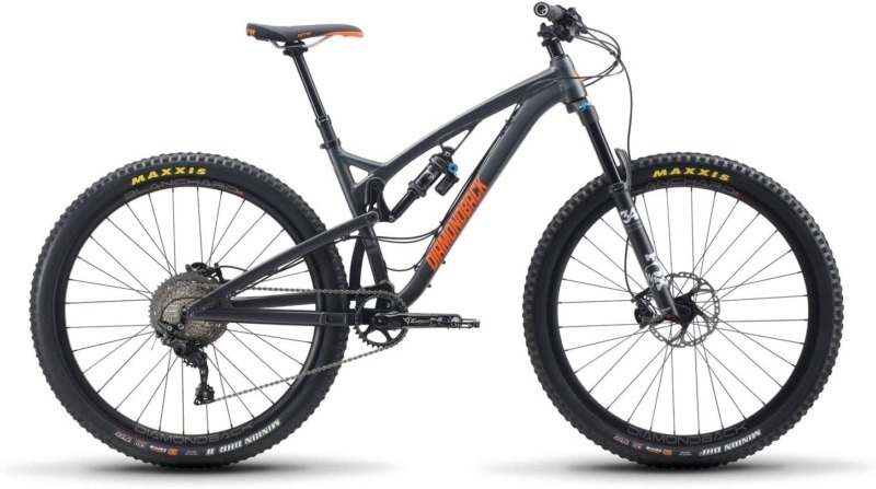 Diamondback Bicycles Release Full Suspension Mountain Bike