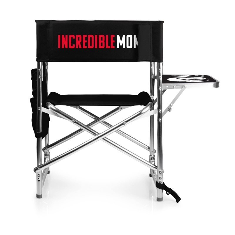 Disneypixar Incredibles 2 Portable Folding Sports Chair